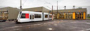 Projekt - Rheinbahn Betriebshof Lierenfeld - Projekte der Spiekermann GmbH Consulting Engineers