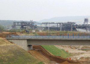 Projekt Verlegung der Bahnstrecke Hambachbahn - Projekte der Spiekermann GmbH Consulting Engineers