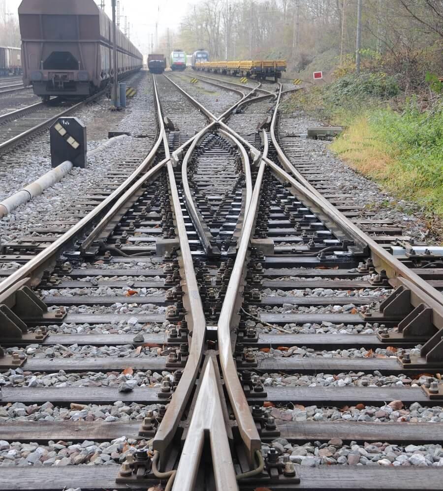 Weitere Weichen-Bahnhof Wanne-Herne