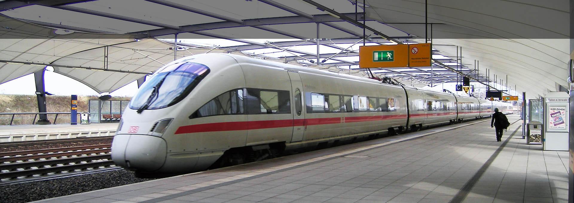 Fachbereich Eisenbahn - Spiekermann GmbH Consulting Engineers
