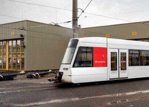 Rheinbahn - Erweiterung Betriebshof Lierenfeld - Projekte der Spiekermann GmbH Consulting Engineers