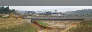 Projekt Rheinbahn - Verlegung Hambachbahn - Projekte der Spiekermann Consulting Engineers