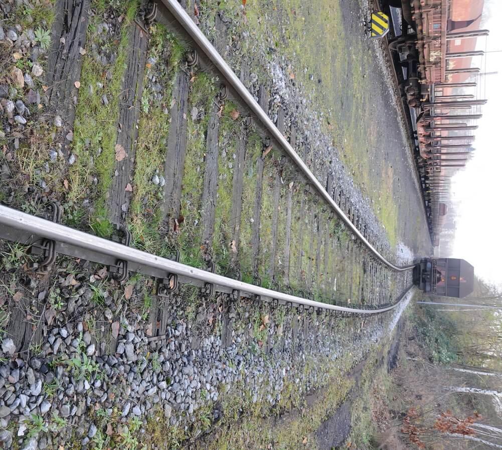 Eisenbahn-WHE-Baumaßnahmen
