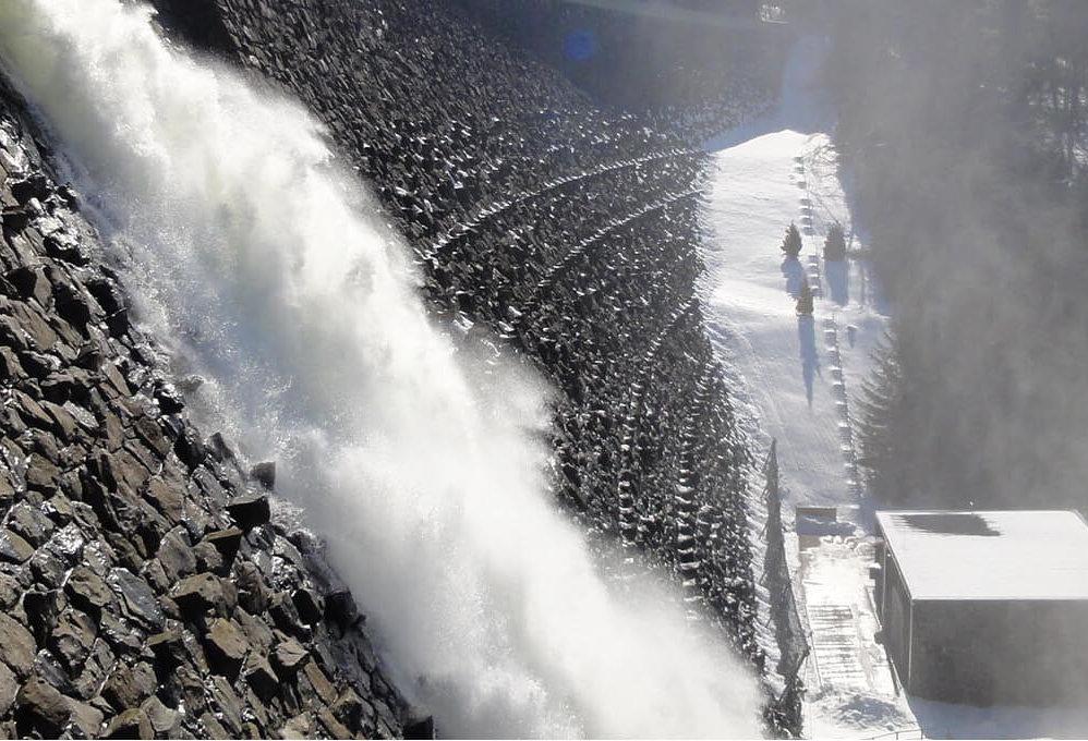 Fachbereich Wasser - Talsperre Seidenbach