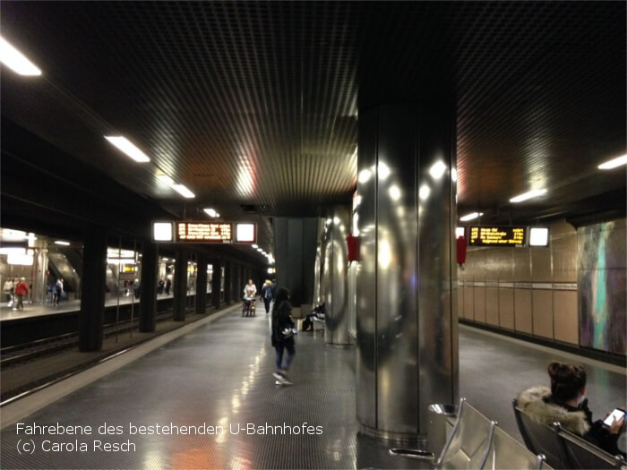 News - Wehrhahn-Linie Fahrebene von Carola Resch - Spiekermann GmbH Consulting Engineers