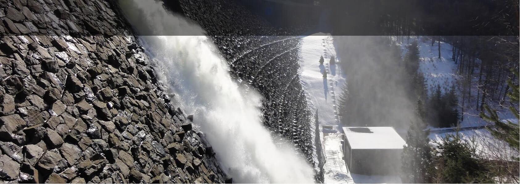 Fachbereich Wasser - Talsperre Seidenbach - Spiekermann