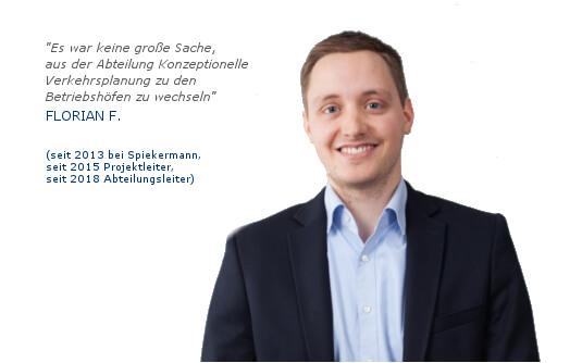 Spiekermann - Florian F. - Mehr als ein Job