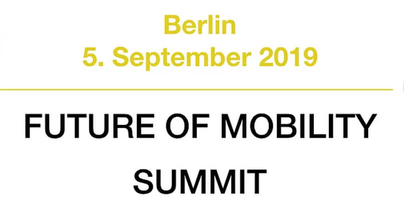 Spiekermann News - Future of Mobility Summit