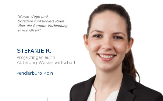 Stefanie R. - Spiekermann GmbH Consulting Engineers