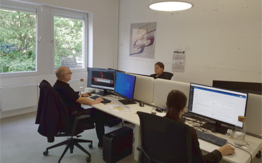 Pendlerbüro Essen - Spiekermann GmbH Consulting Engineers