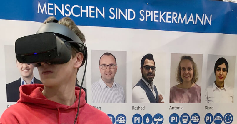 Spiekermann News - Bonding Jobmesse RWTH Aachen
