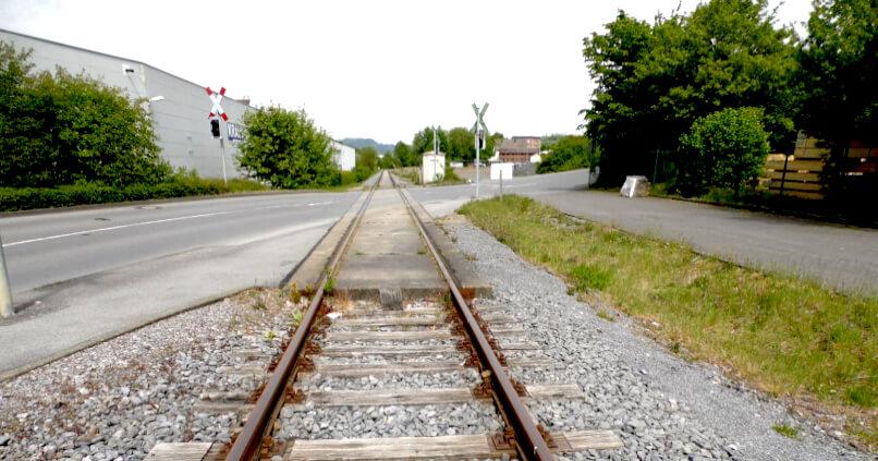 Spiekermann News - Vermessung Röhrtalbahn