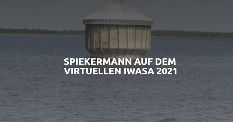 Spiekermann - Spiekermann auf dem virtuellen IWASA 2021