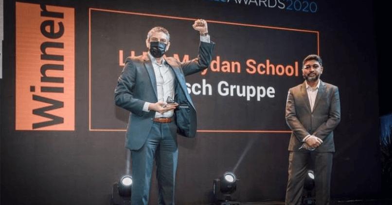 Dorsch gewinnt Sustainability Award