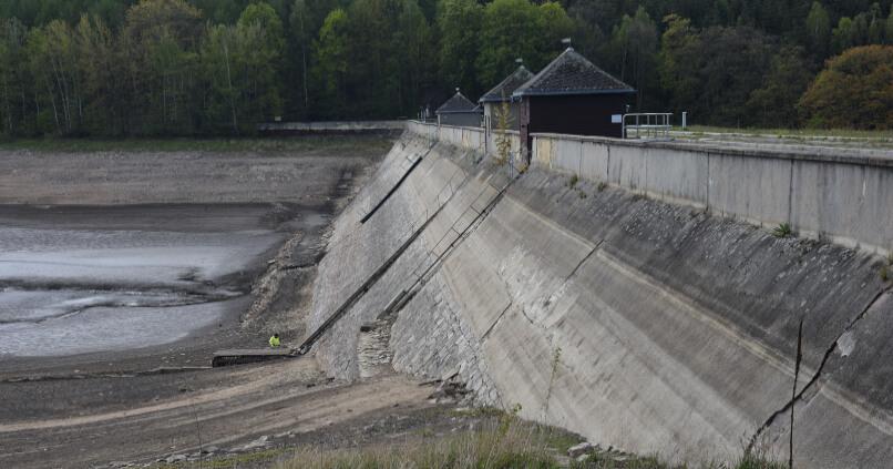 Instandsetzung Dörnthaler Teich (Talsperre Klasse1)