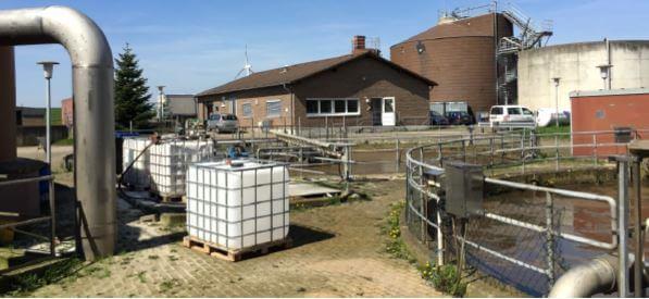 Spiekermann Leistungen - Pumpwerk Aldenhoven